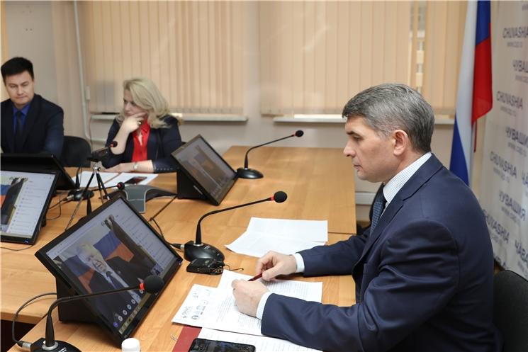 Олег Николаев принял участие в международной конференции, организованной на базе Российской академии народного хозяйства и государственной службы при Президенте РФ