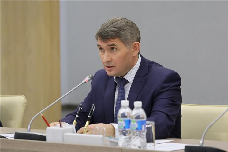Олег Николаев заявил, что будет лично проверять работу «горячей линии» по коронавирусу