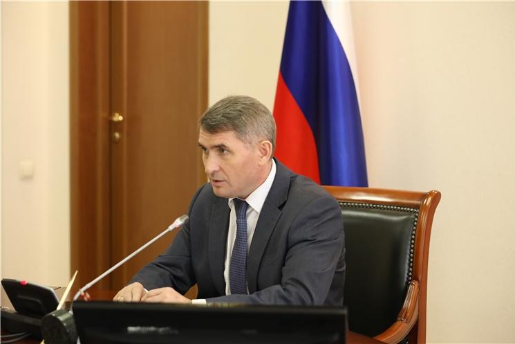 Олег Николаев: Через поддержку предпринимателей мы поддерживаем простых людей на их рабочих местах