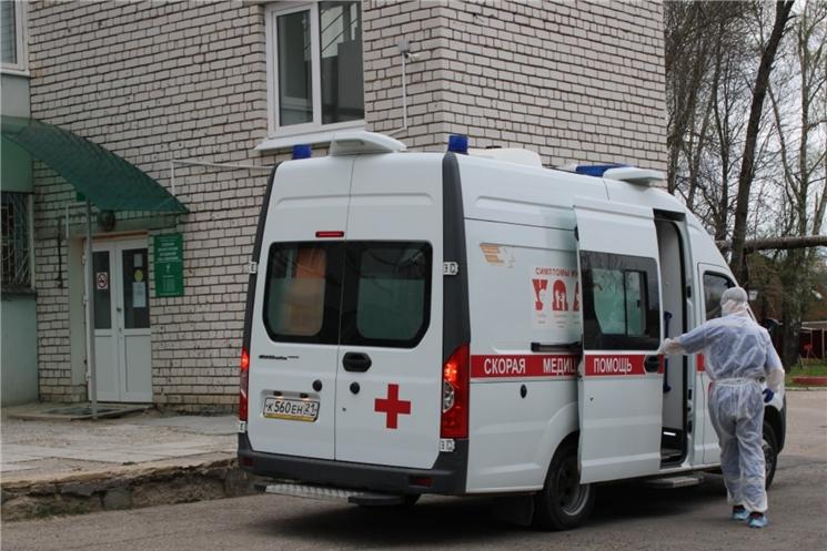 Терапевтический корпус Городского клинического центра перепрофилирован для госпитализации пациентов с внебольничными пневмониями
