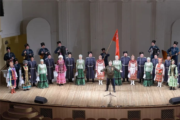 Оренбургская область стала 14-м регионом юбилейного песенного марафона Приволжья