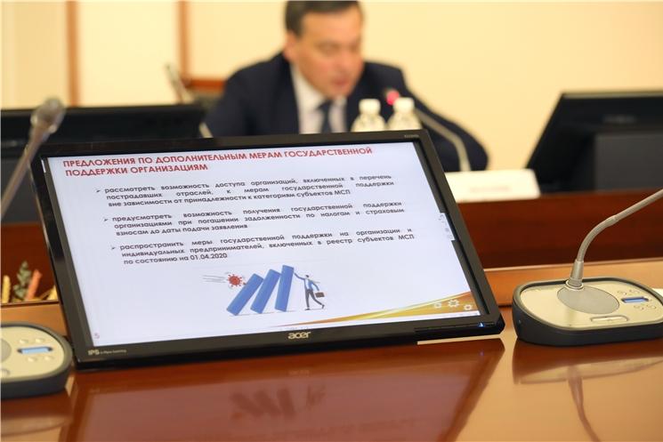 Олег Николаев: «Новые вызовы рождают новые возможности»