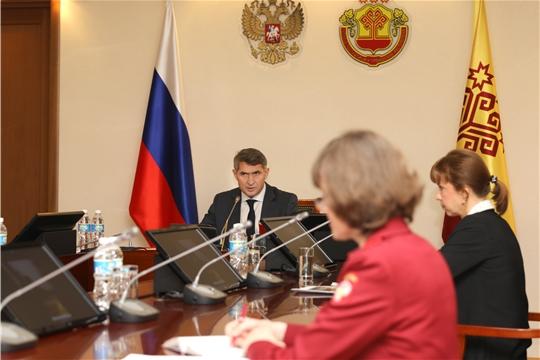 Олег Николаев объяснил, почему в Чувашии пока не будут открывать торговые центры