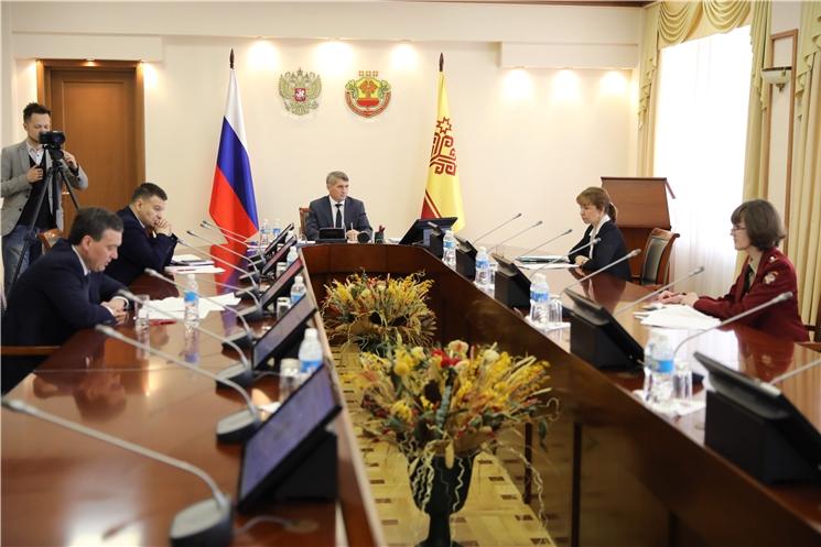 Олег Николаев призвал активнее продвигать национальный бренд Чувашии на международной арене