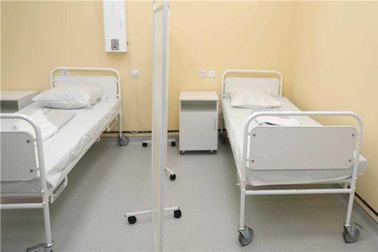 В Чувашии готовы дополнительно развернуть койки для лечения пациентов с COVID-19 еще в трех медицинских организациях