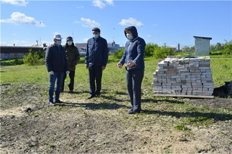 В Яльчикском районе построят еще один новый модульный фельдшерско-акушерский пункт