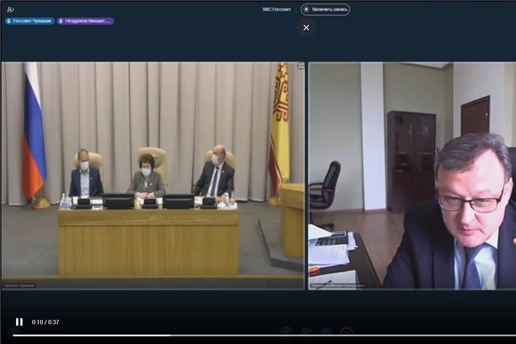 Депутаты Госсовета поддержали инициативу Олега Николаева о введении на территории Чувашии специального налогового режима