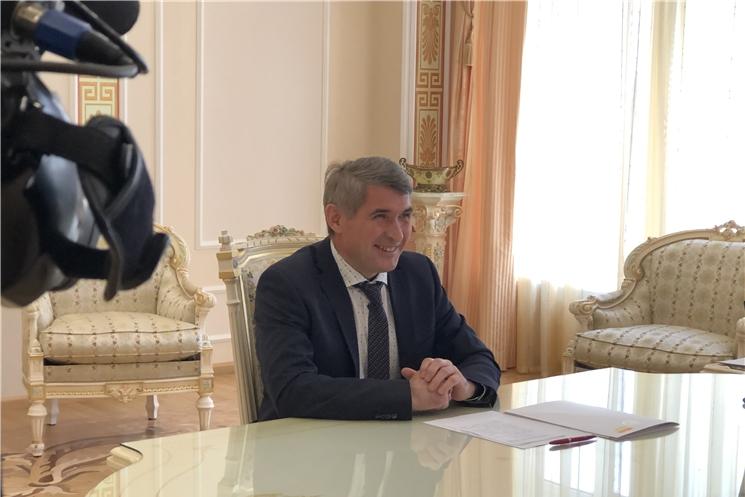 Олег Николаев поприветствовал участников международной научной конференции, посвященной развитию чувашской государственности