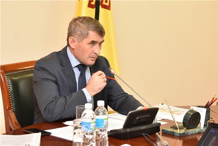 План развития Чувашии, разработанный Высшим экономическим советом республики, станет «программой действий»