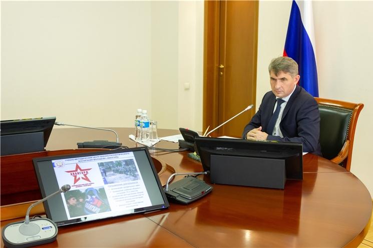 Олег Николаев обозначил направления патриотического воспитания молодежи