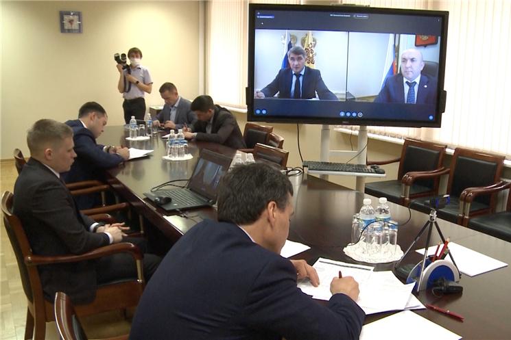 Вопросы заседания  комиссии по противодействию незаконному обороту промышленной продукции обсудили сегодня в Доме Правительства Республики.