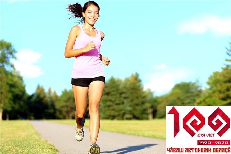 К 100-летию республики – тренировка на 100 км