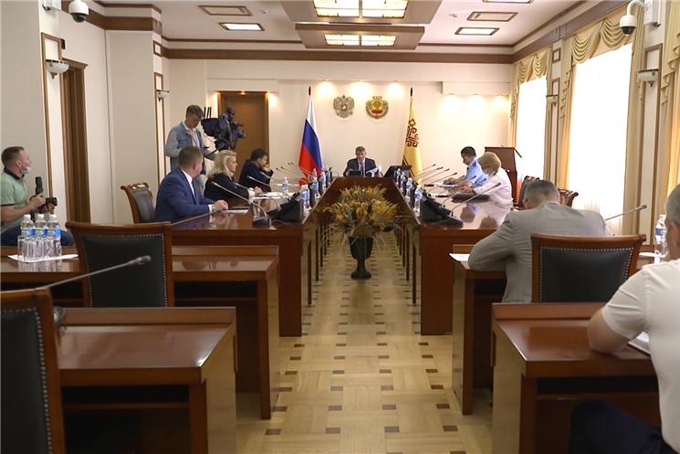 Такое решение приняли члены оперативного штаба  по предупреждению распространения коронавируса в Чувашии