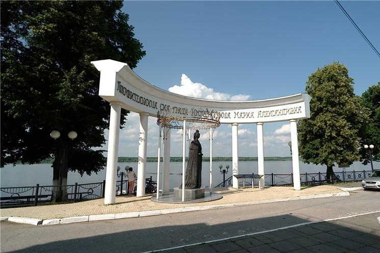 В Мариинском Посаде прошло обсуждение социально-экономического развития района.