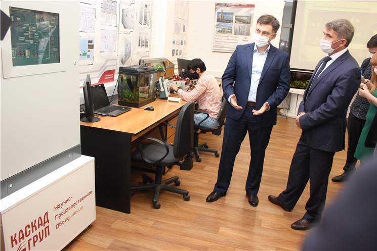 Олег Николаев поручил пересмотреть систему поддержки малых инновационных компаний
