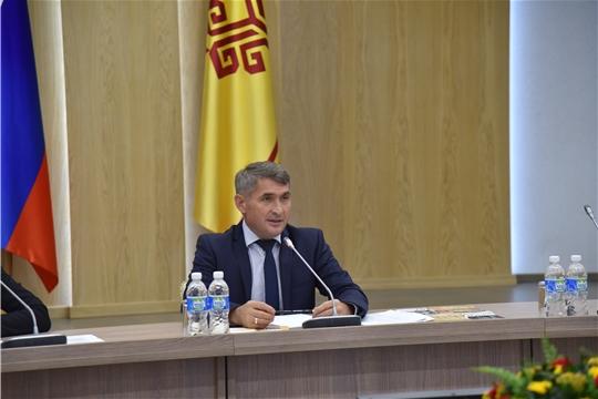 Заседание коллегии Министерства труда и социальной защиты Чувашской Республики