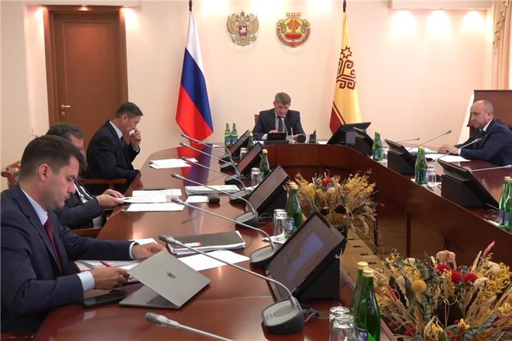 О мерах для оперативного погашения долгов по зарплате говорили на еженедельной планерке в Доме Правительства Республики