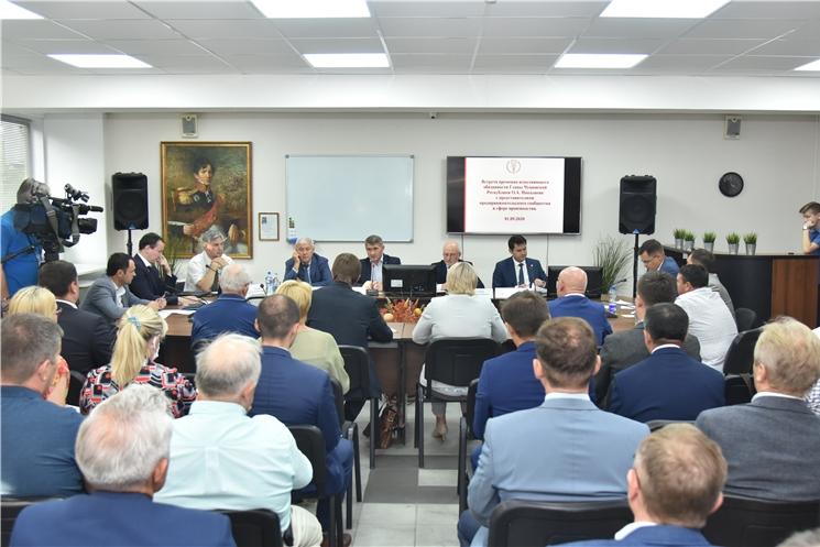 Олег Николаев анонсировал новые формы поддержки бизнеса