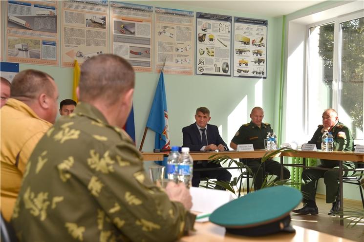 Олег Николаев предложил вывести работу по патриотическому воспитанию в республике на другой уровень