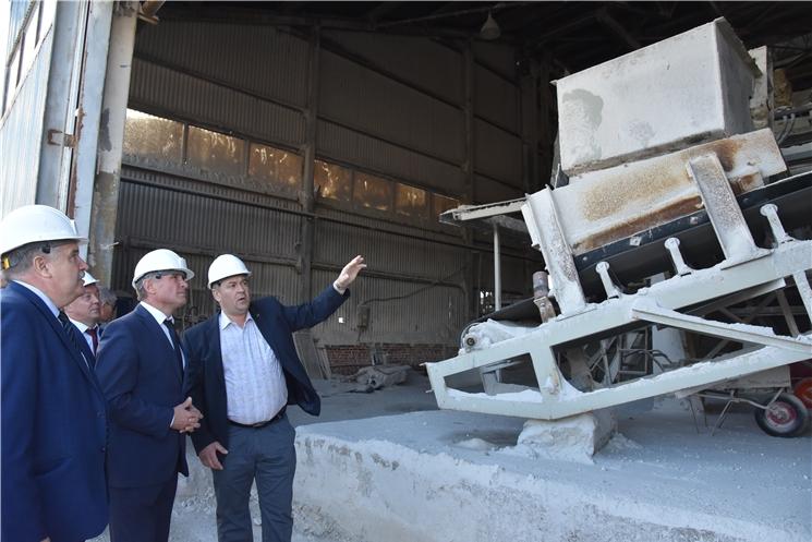 Олег Николаев посетил с рабочим визитом три района республики
