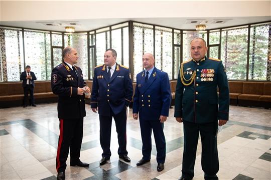 Церемония вступления в должность Главы Чувашии (фотографии Максима Васильева)