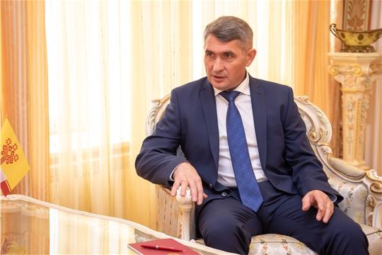 Ведущие политические партии поддерживают Олега Николаева
