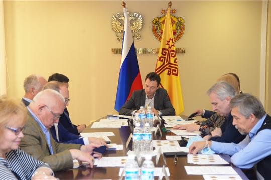 Заседание общественного совета при Администрации Главы Чувашской Республики