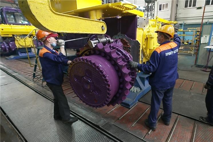 В Чувашии отметили День машиностроителя