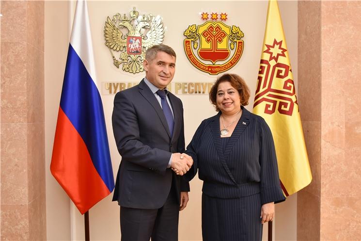 Чувашия и Никарагуа договорились о взаимовыгодном сотрудничестве