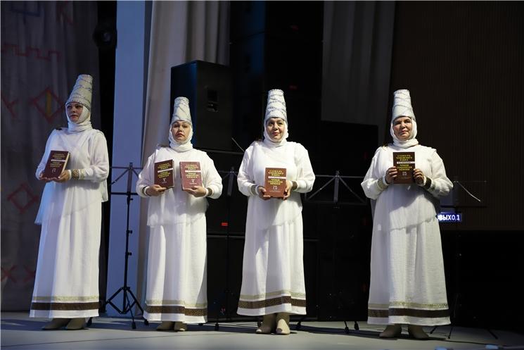 В Театре юного зрителя состоялось торжественное мероприятие, посвященное 150-летию со дня рождения Н.И. Ашмарина