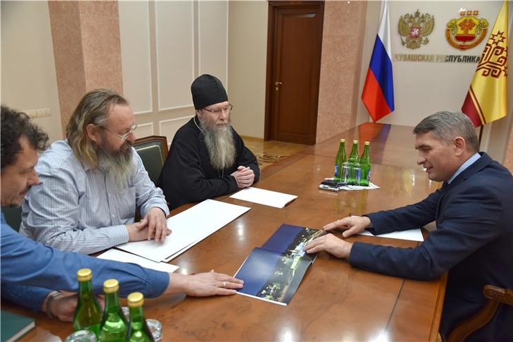 В Чувашии планируют провести фотовыставку, посвященную памяти митрополита Варнавы