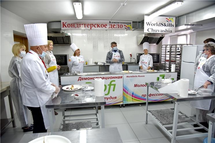 Блюдо от победителя чемпионата WorldSkills Russia-2020 войдет в школьное меню