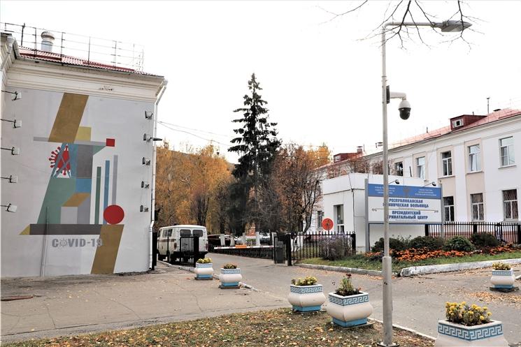 Чувашия принимает активное участие в фестивале уличного искусства Приволжского федерального округа