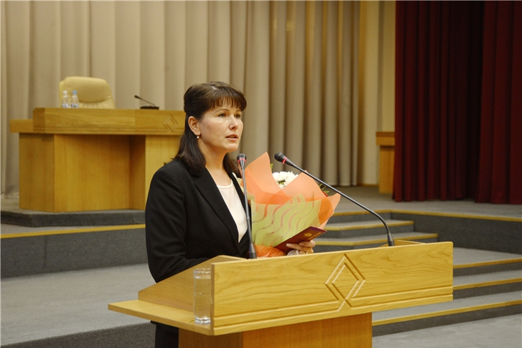 Детским омбудсменом в Чувашии назначена Алевтина Федорова
