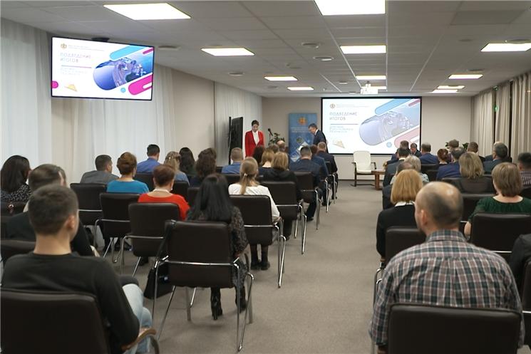 В Министерстве транспорта и дорожного хозяйства Чувашской Республики подвели итоги дорожно-строительного сезона
