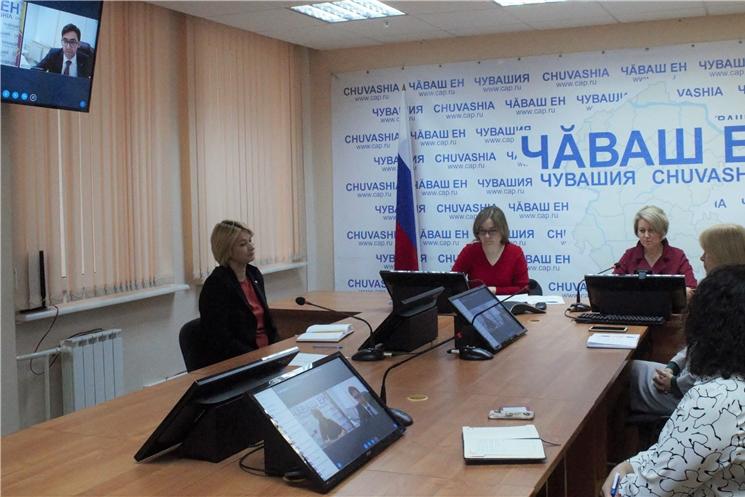 В Администрации Главы Чувашской Республики обсуждены вопросы нормотворческой деятельности органов исполнительной власти Чувашской Республики