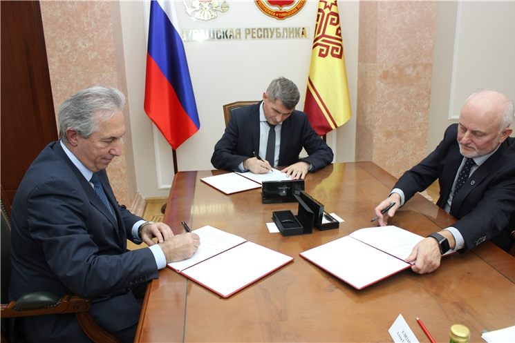 Подписание Соглашения с НАРК