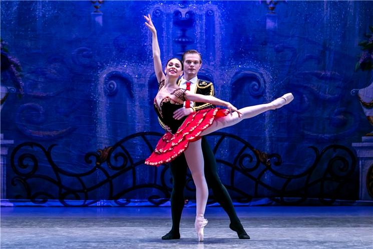 Гала-концерт – блестящее завершение XXIV Международного балетного фестиваля