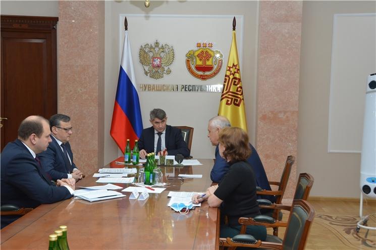 Олег Николаев: Правительство Чувашии видит в Чувашпотребсоюзе стратегического партнера