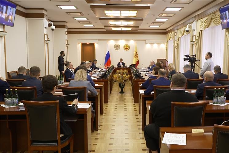 Основные цели стратегии развития региона обсудили на Заседании Кабинета министров Чувашской Республики.