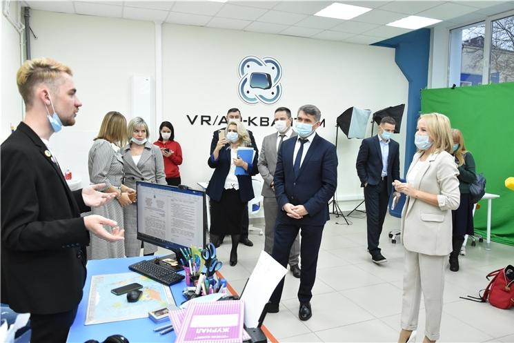 Грантовые проекты молодежи Чувашии получат практическую реализацию (фото Василия Кузьмина)
