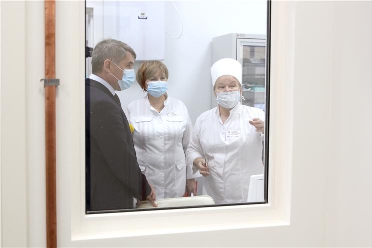 В Чебоксарах новый корпус детской инфекционной больницы готов принять первых пациентов