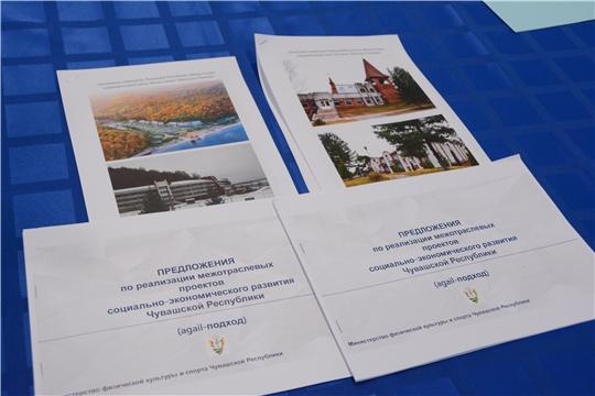 Презентация проектов по реконструкции ФОЦ «Росинка» и ФОЦ «Белые камни»