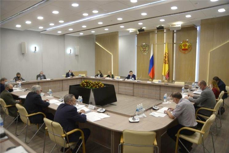 Состоялось заседание Комиссии при Главе Чувашской Республики по Государственным премиям Чувашской Республики в области науки и техники
