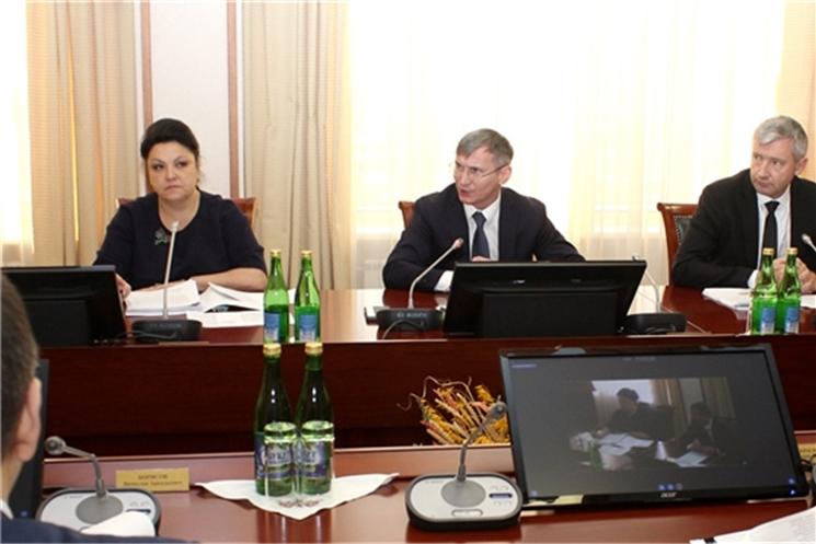 На заседании Кабмина Чувашииутвержден краткосрочный план реализацииРеспубликанской программы капитального ремонта