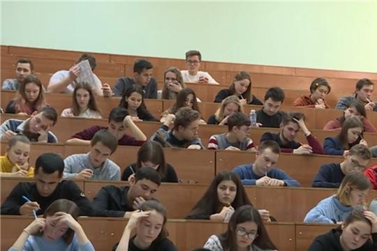 Чебоксарцы написали Всероссийский тест по истории Отечества