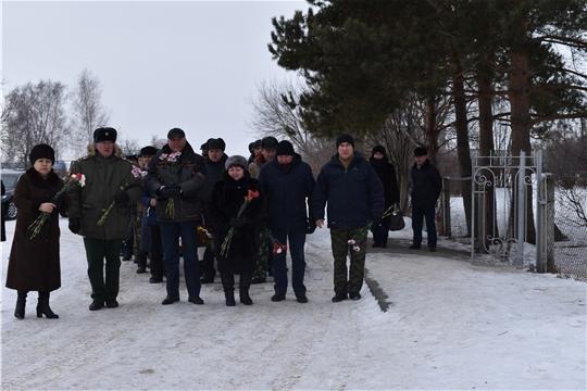 Торжественный митинг, приуроченный к 31-ой годовщине вывода советских войск из Афганистана