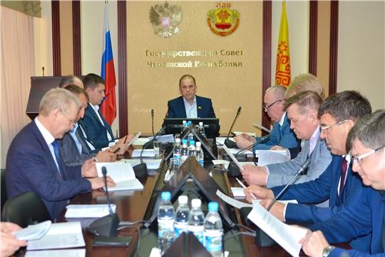 В Госсовете Чувашии обсудили поправки в Конституцию Российской Федерации