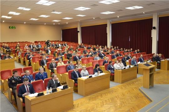 Депутаты Госсовета Чувашии одобрили поправки в Конституцию