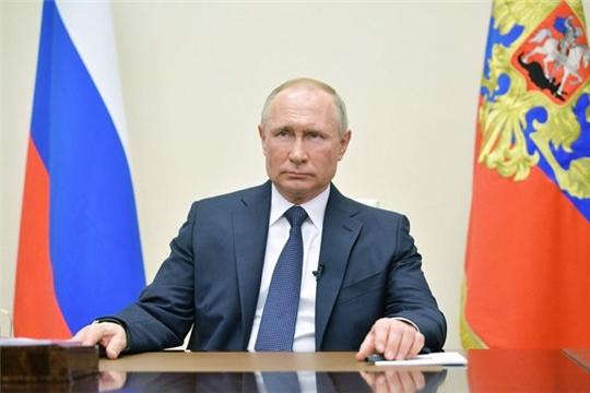Президент России Владимир Путин объявил о продлении нерабочих дней до 30 апреля